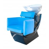 Парикмахерская мойка «Грейт» с креслом «Клео»